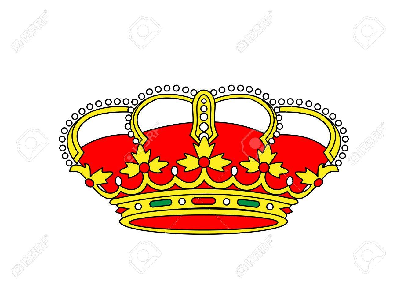 Crown Stock Vector - 11429933