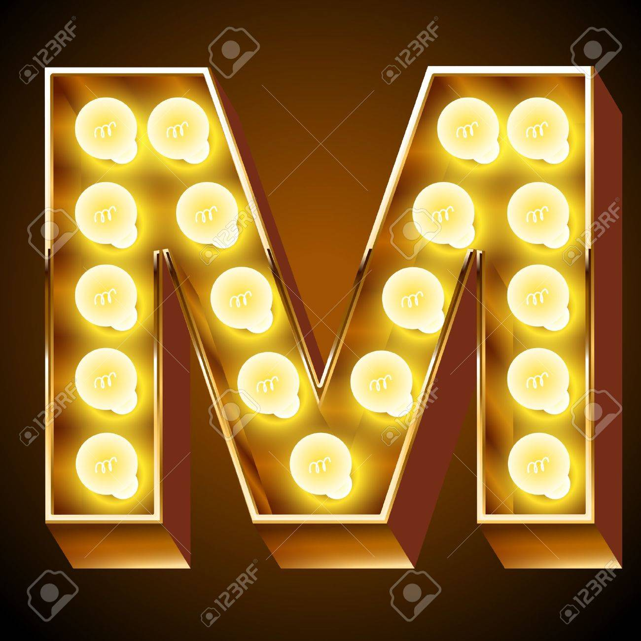 Old Lamp Alphabet For Light Board Letter M Royalty Free Cliparts ... for Old Lamp Clipart  103wja