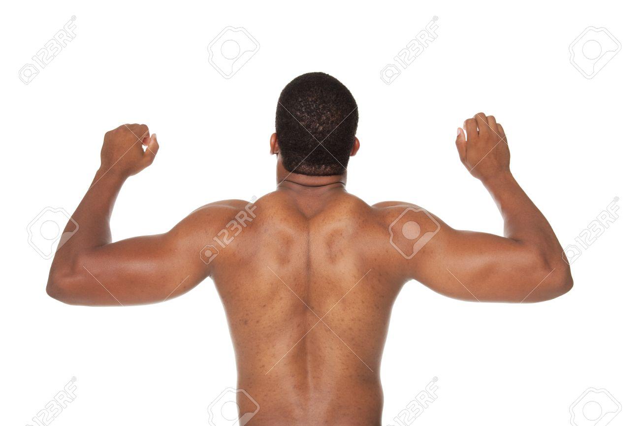 Famoso Músculos De La Espalda Masculinos Colección de Imágenes ...