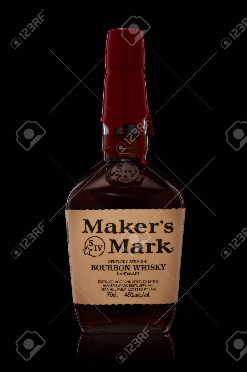 Makers Mark display bottle  new and unused