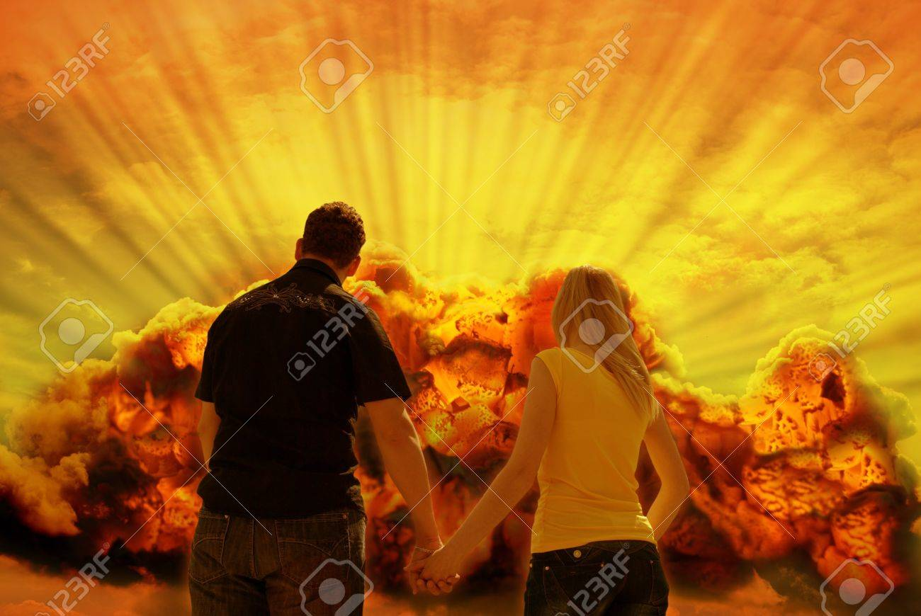 conceptual photo on a theme the rescue of the world Stock Photo - 12990297