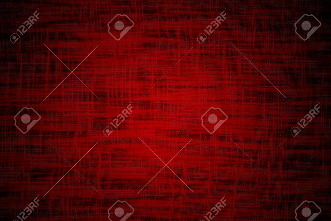 red dirty  linen texture of background Stock Photo - 13053486