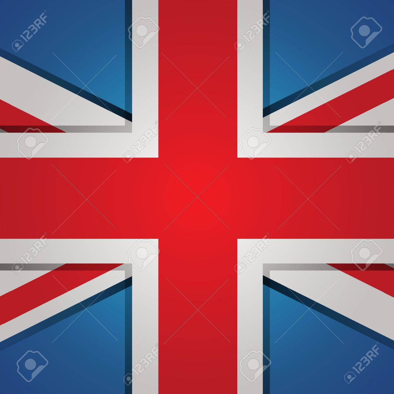 Union Jack Stock Vector - 13698347