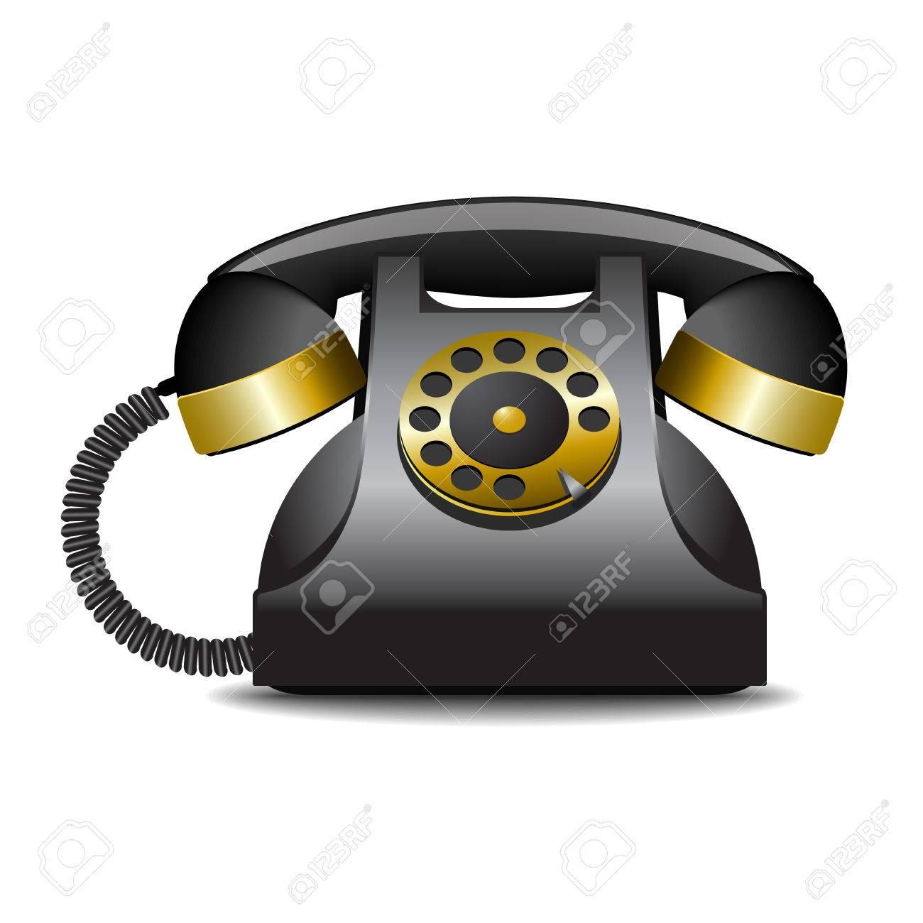 Telephone vector Stock Vector - 5967006
