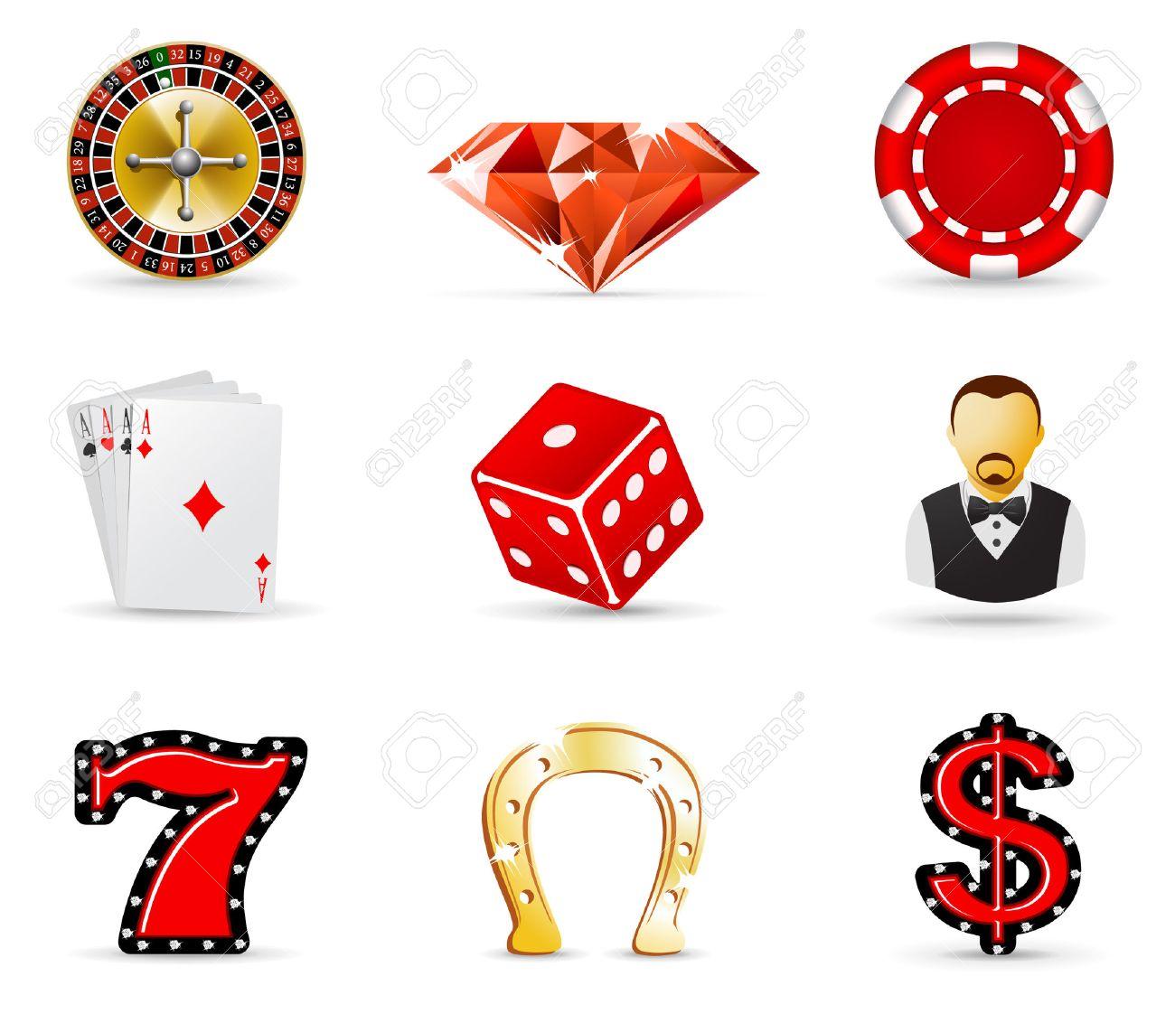 Gambling Slot Machine Clip Art