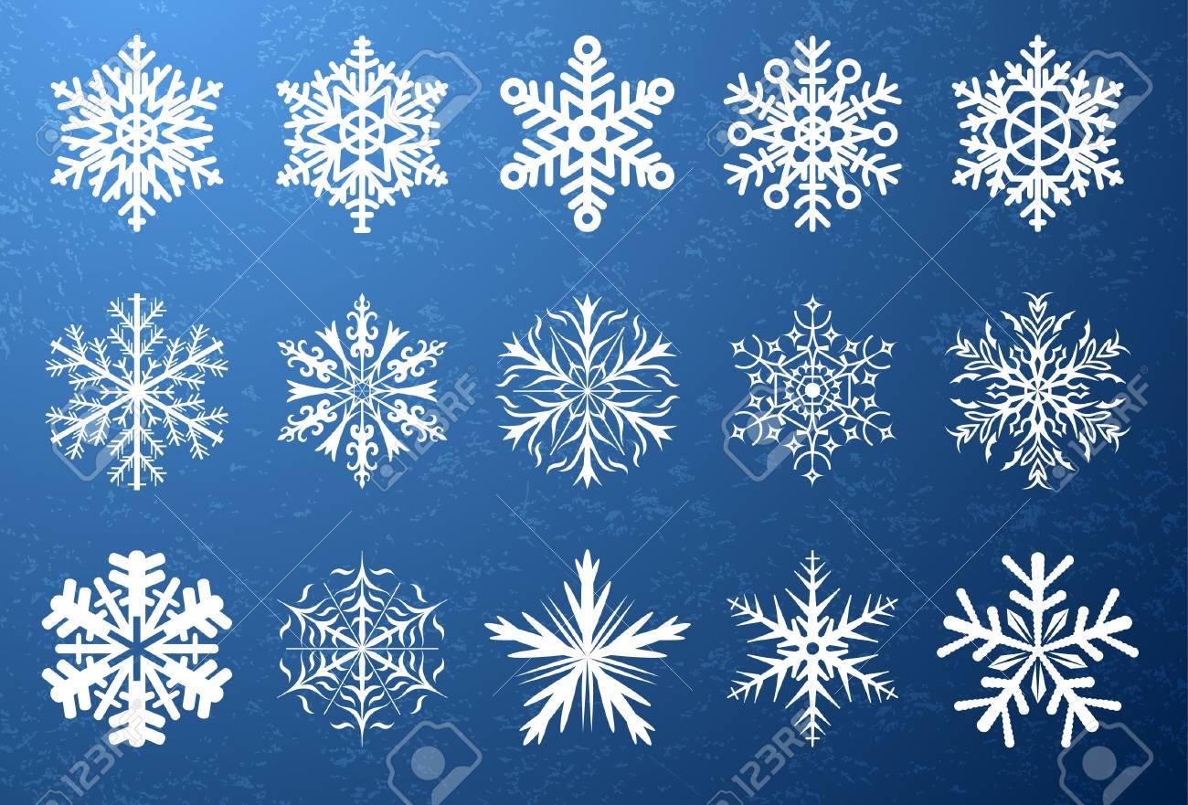 Snowflakes Stock Vector - 8248575