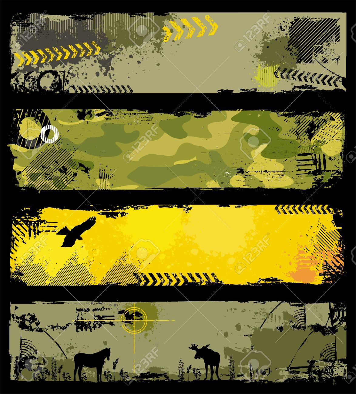 Army Background Vector Army Background