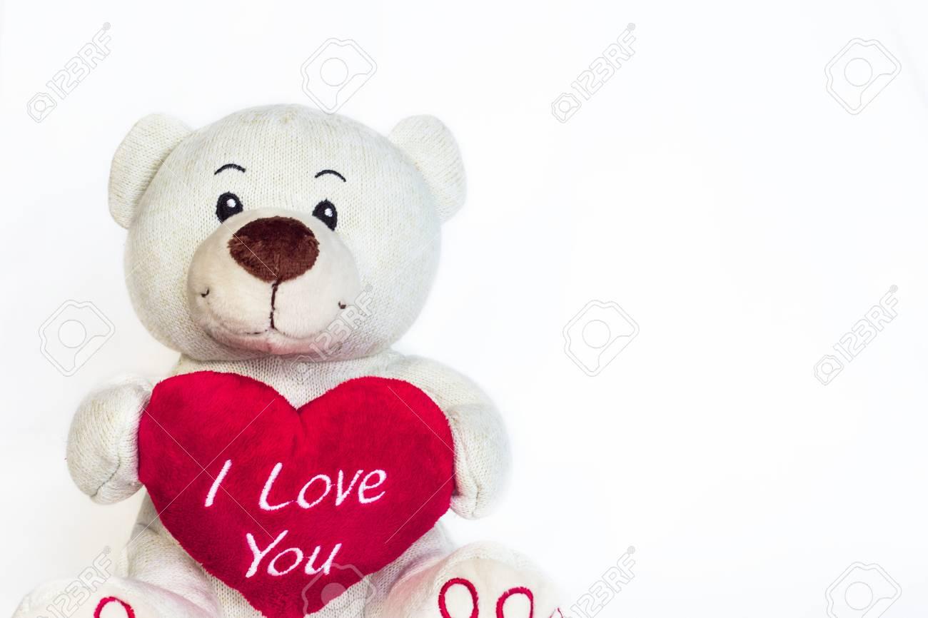I LOVE YOU HOLY BEAR