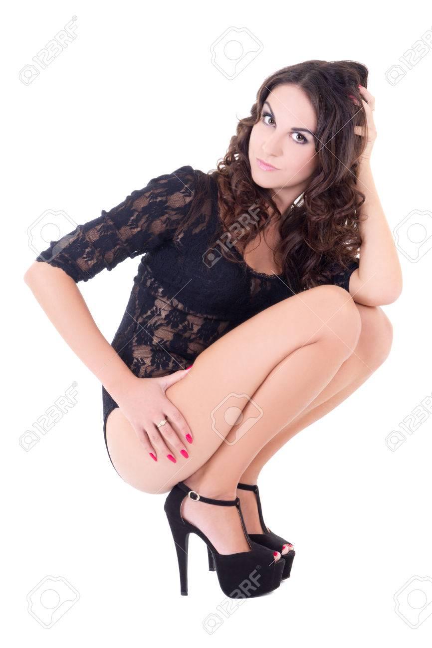 Sexy Teen Lingerie Dildo