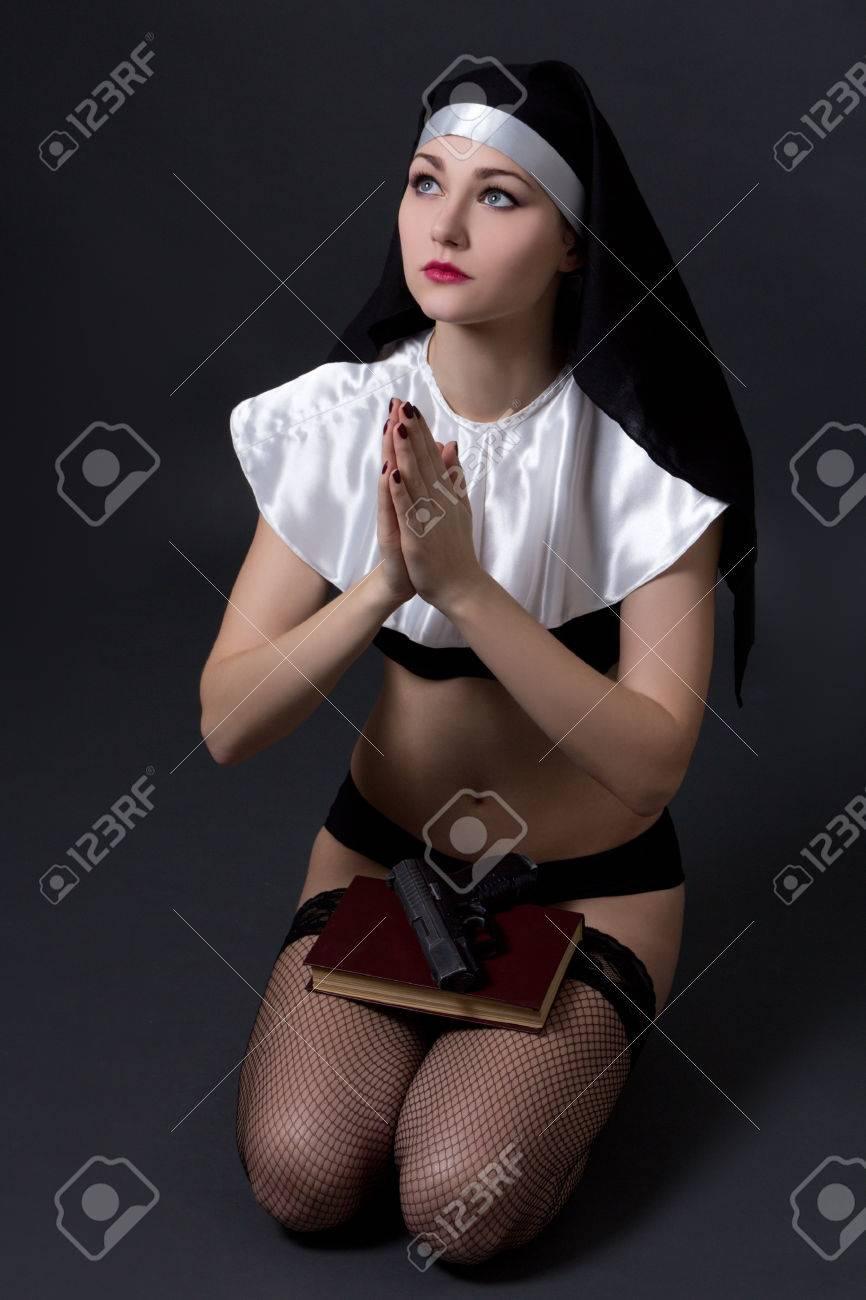 Sexy nun images