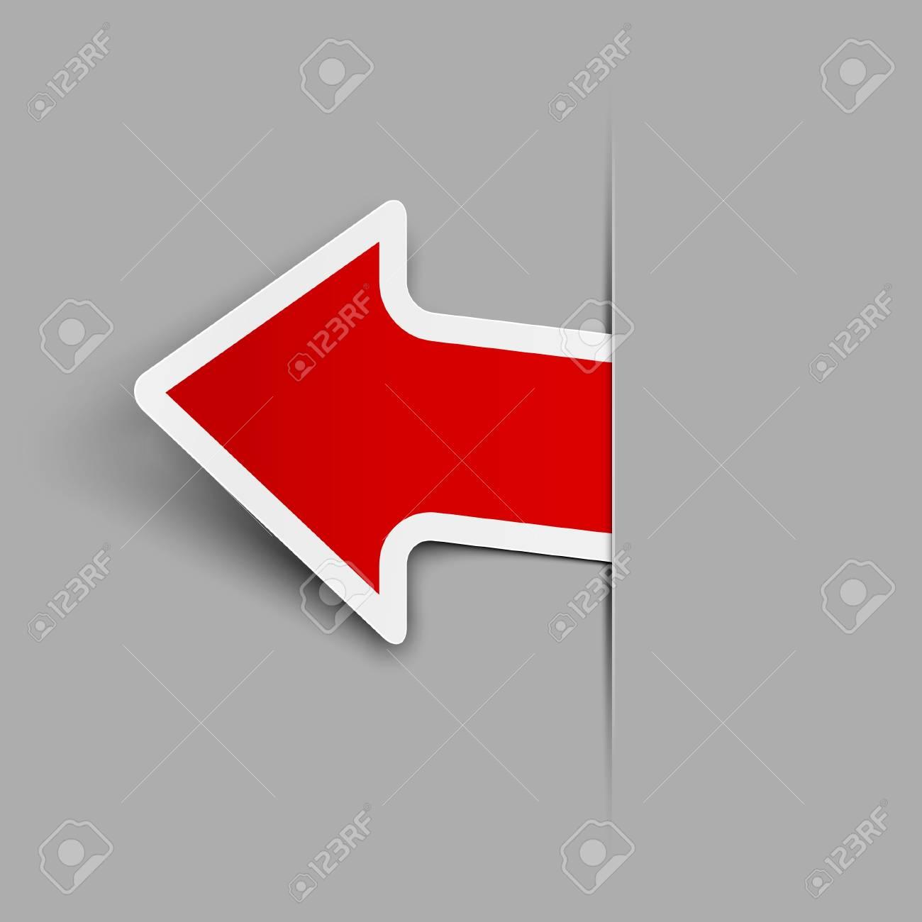 Sticker. Vector illustration. Stock Vector - 9301862