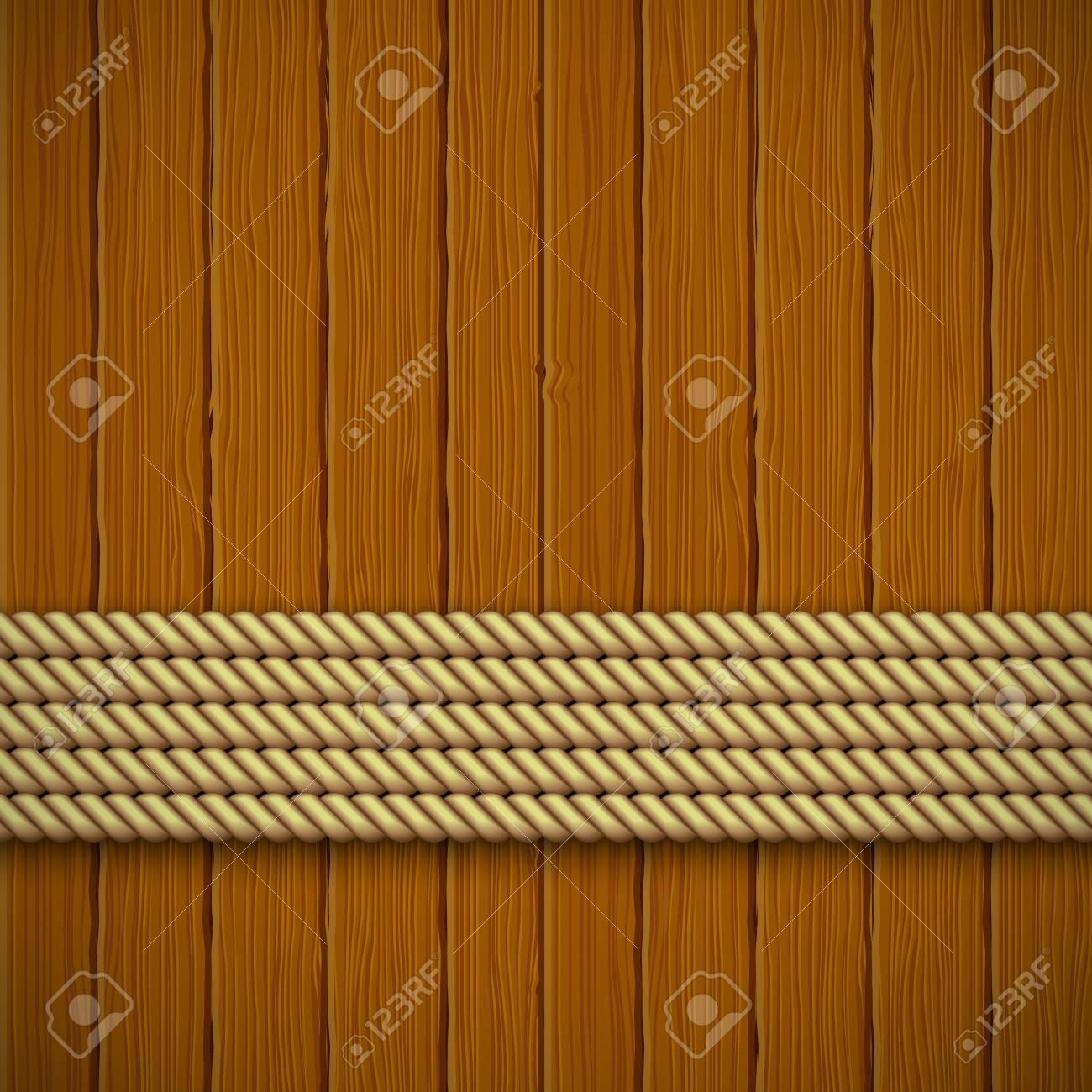 Wooden Texture Vector Illustration Royalty Free Cliparts Vectors