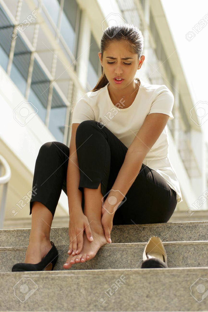 Latina Frauen Füße