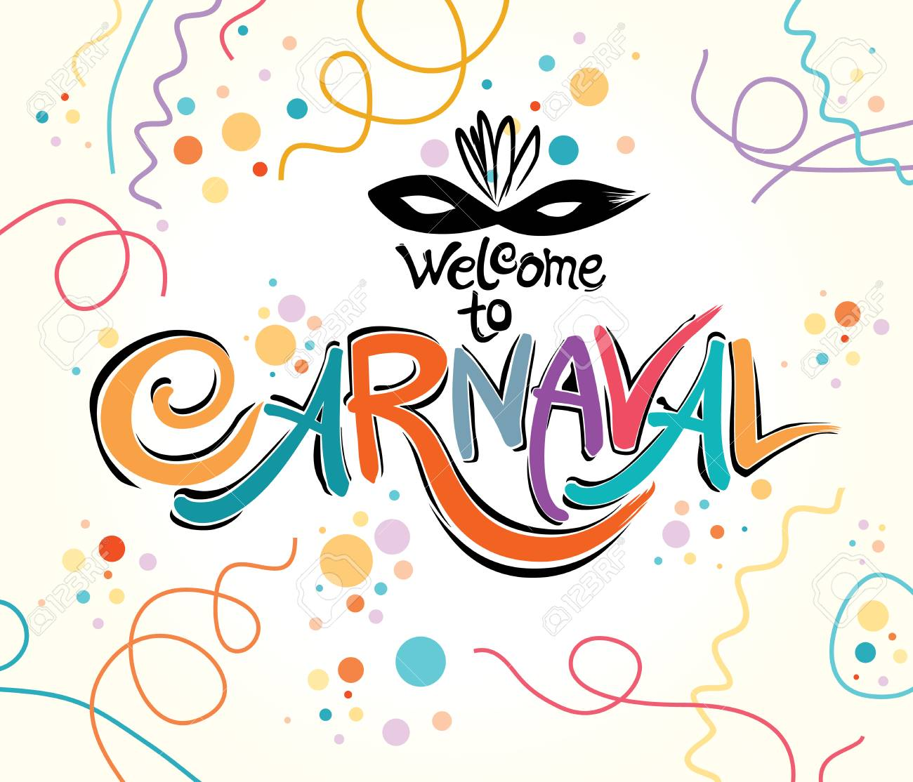 Free vector corporate invitation card design awesome graphic library welcome to carnaval invitation bright colorful card hand drawn rh 123rf com free vector royal invitation card design free vector royal invitation card stopboris Gallery