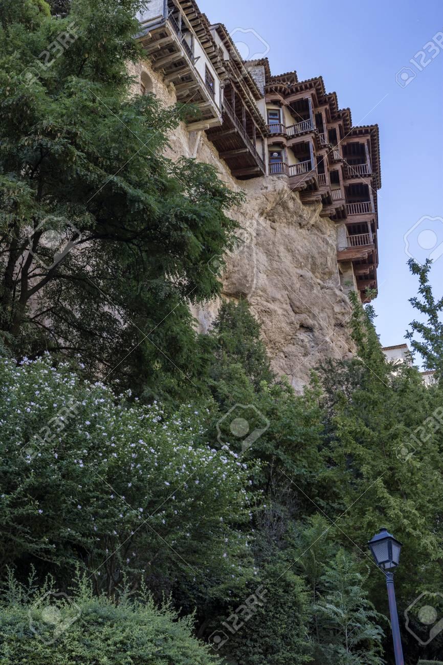 Hanging Houses Casas Colgadas In Cuenca Castilla La Mancha