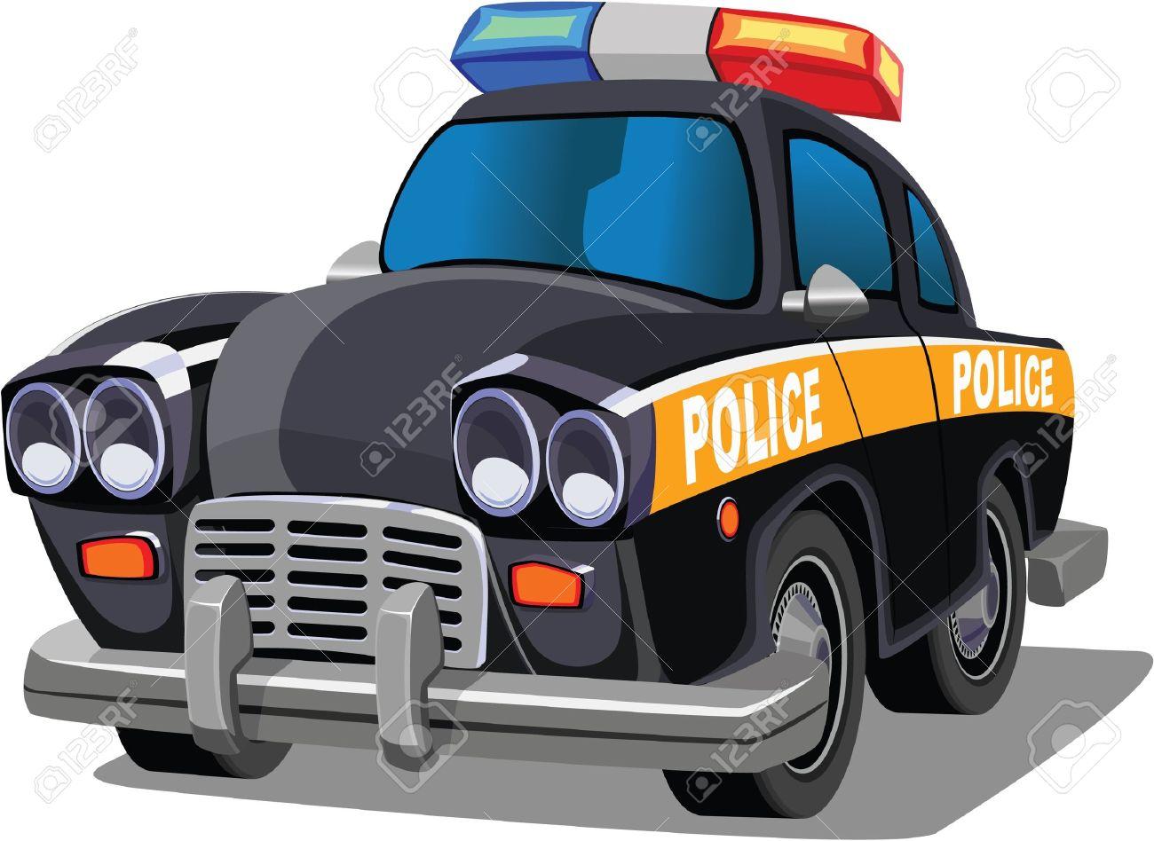 Polizeiwache clipart  Polizei Auto Lizenzfreie Vektorgrafiken Kaufen: 123RF