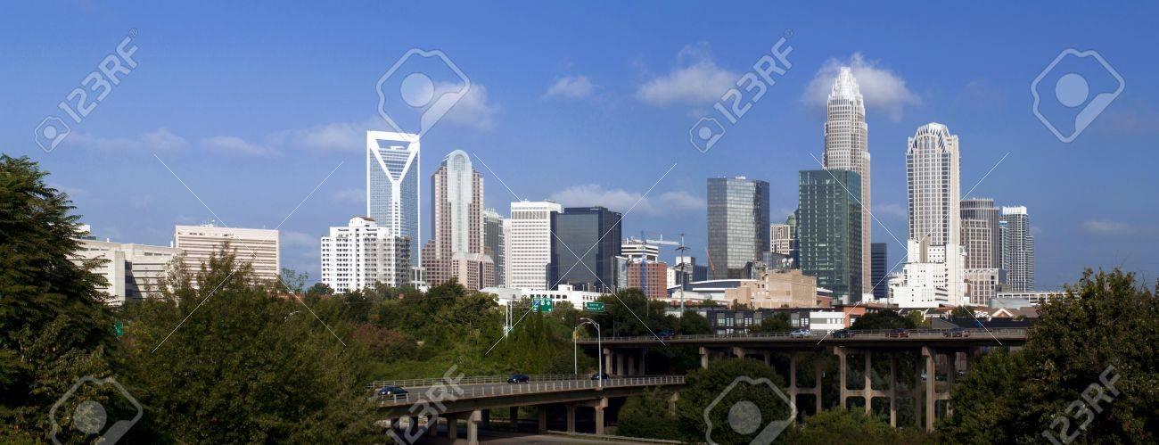 Charlotte, North Carolina Stock Photo - 15621719