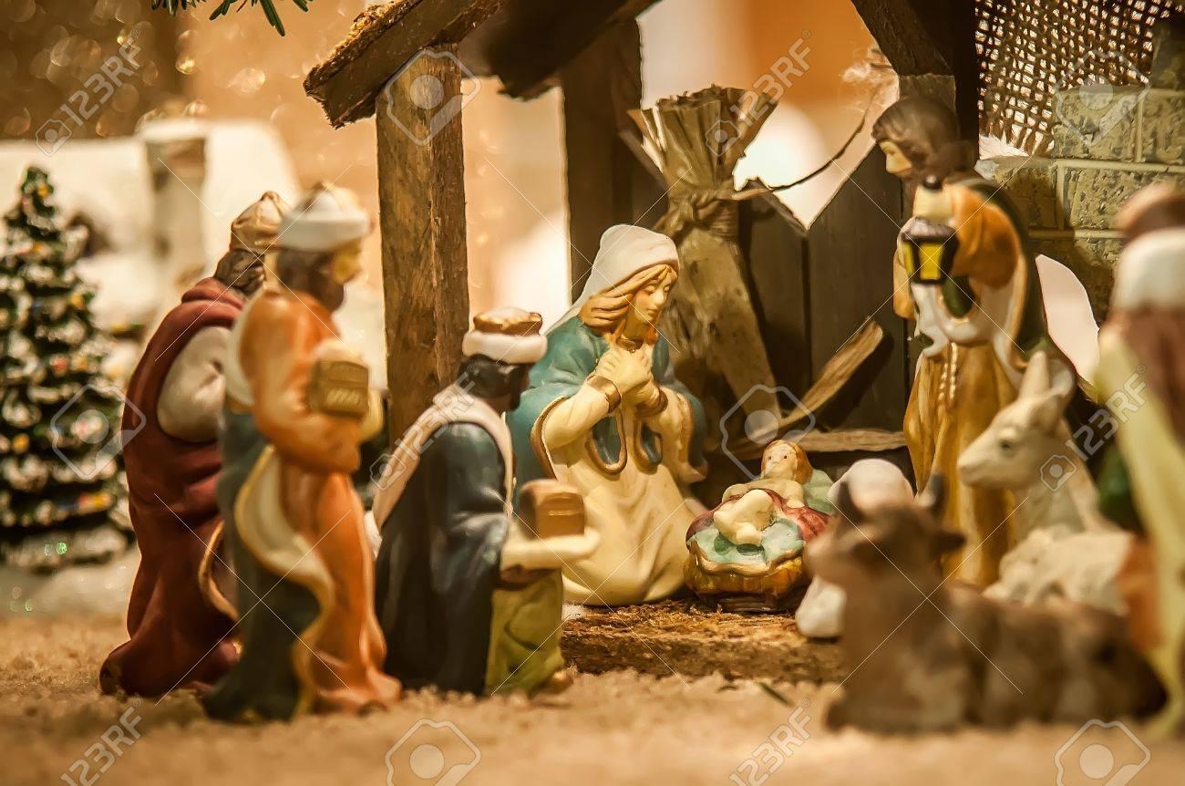 nativity scene Stock Photo - 16676842