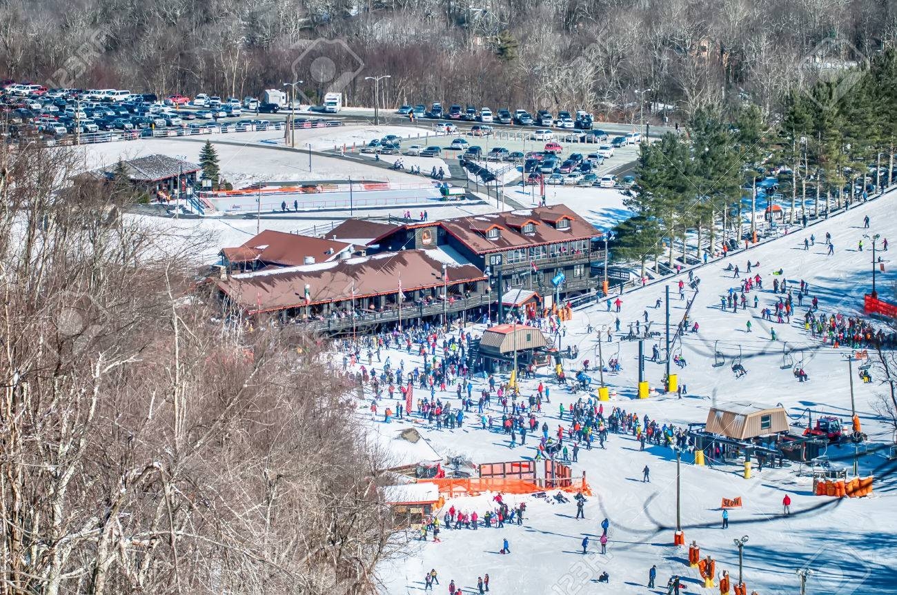 appalachian mountain ski resort near blowing rock