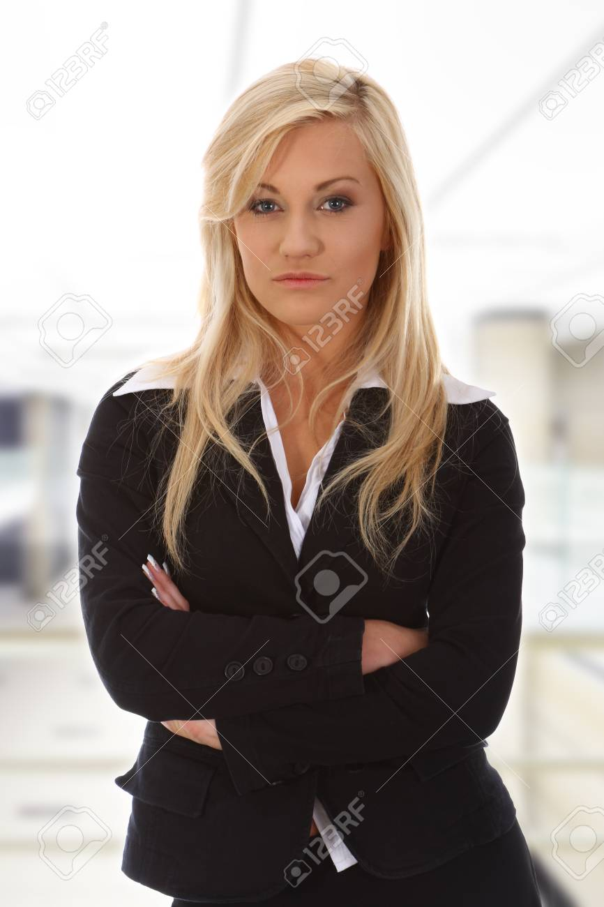 Young businesswoman Stock Photo - 10608176