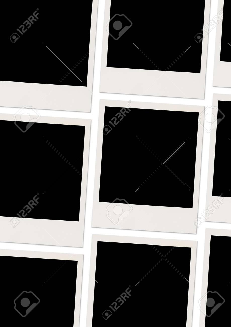 Blank Instant Photos Stock Photo - 6701936