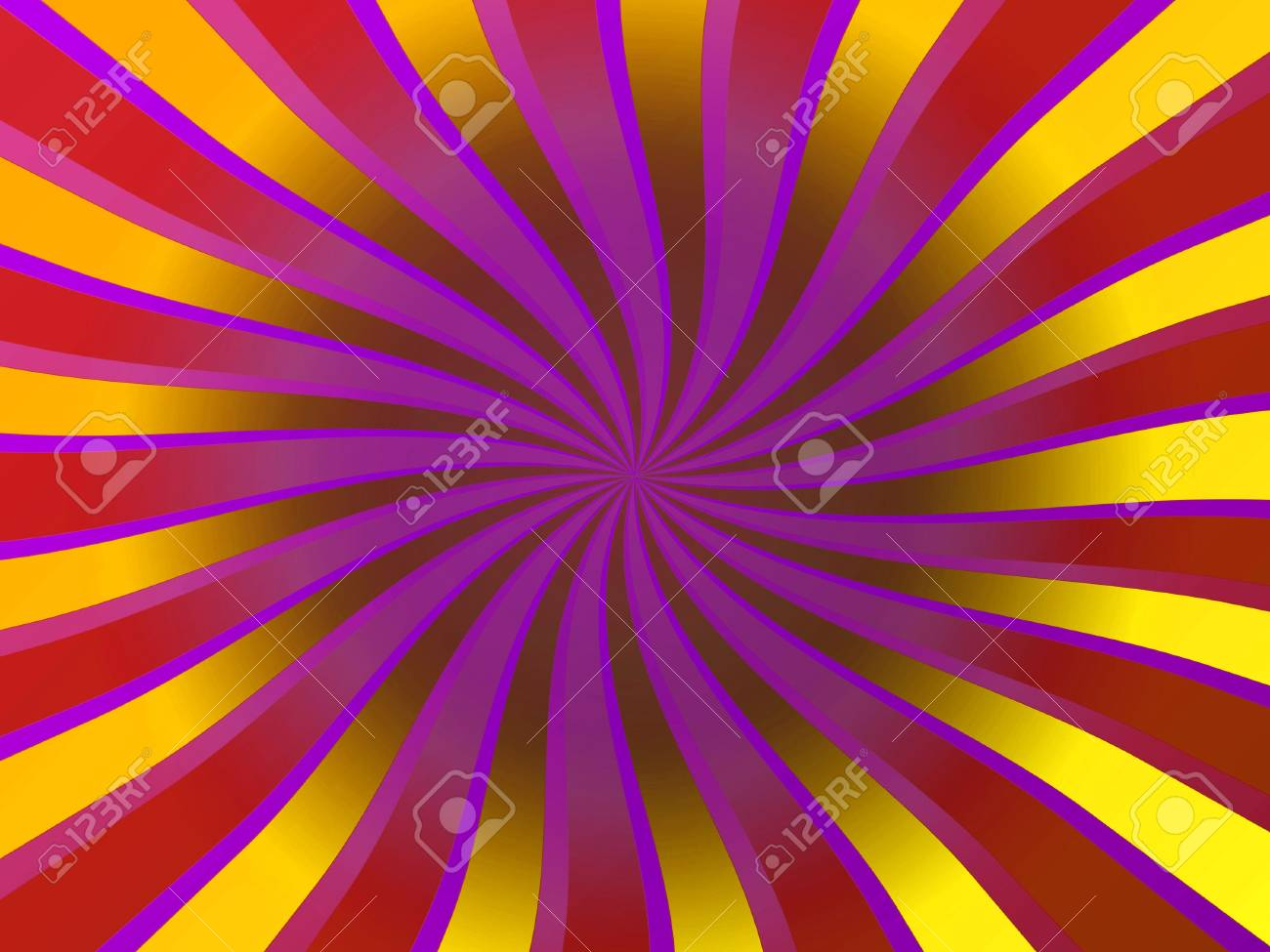 Colorful Rays Stock Photo - 7023050