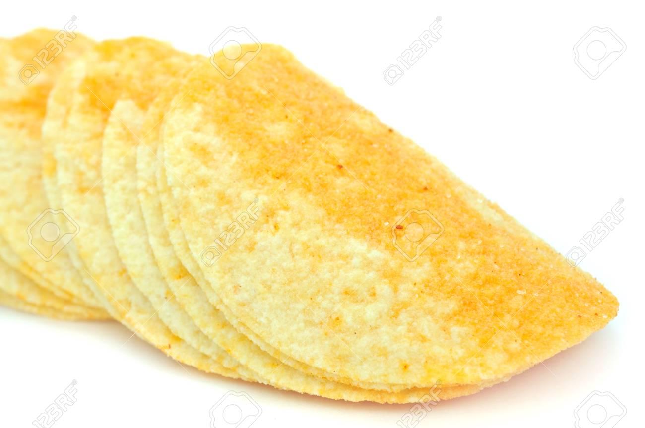 Potato Chips Stock Photo - 7716561