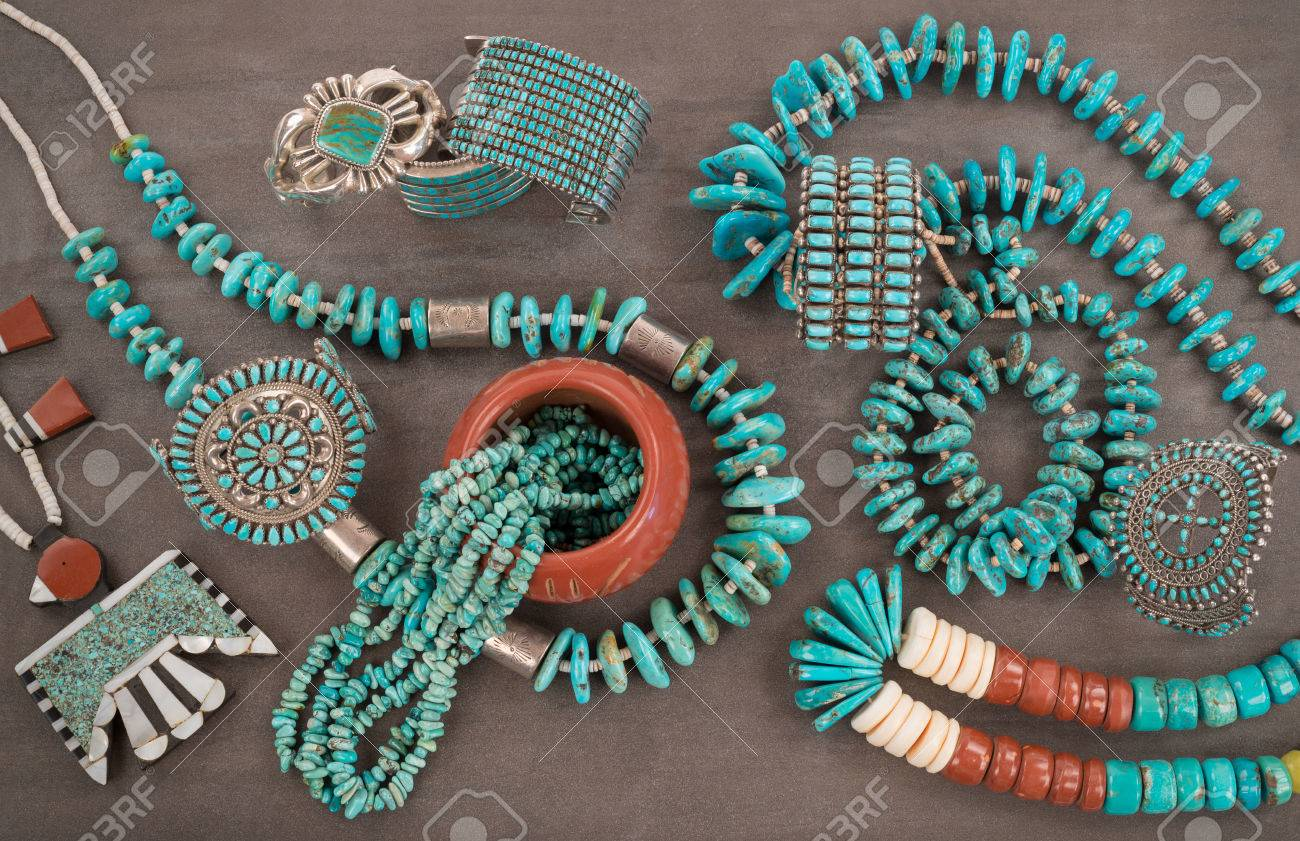 bead necklace product sterling jewelry navajo by american artist indian al photo native joe silver