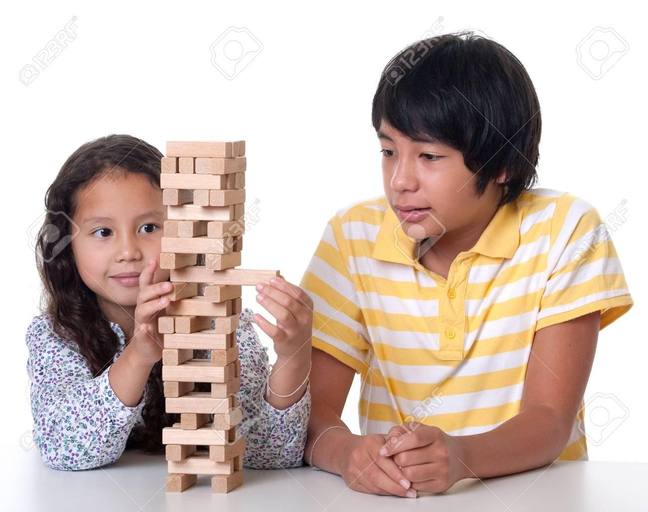Children play Stock Photo - 7787541