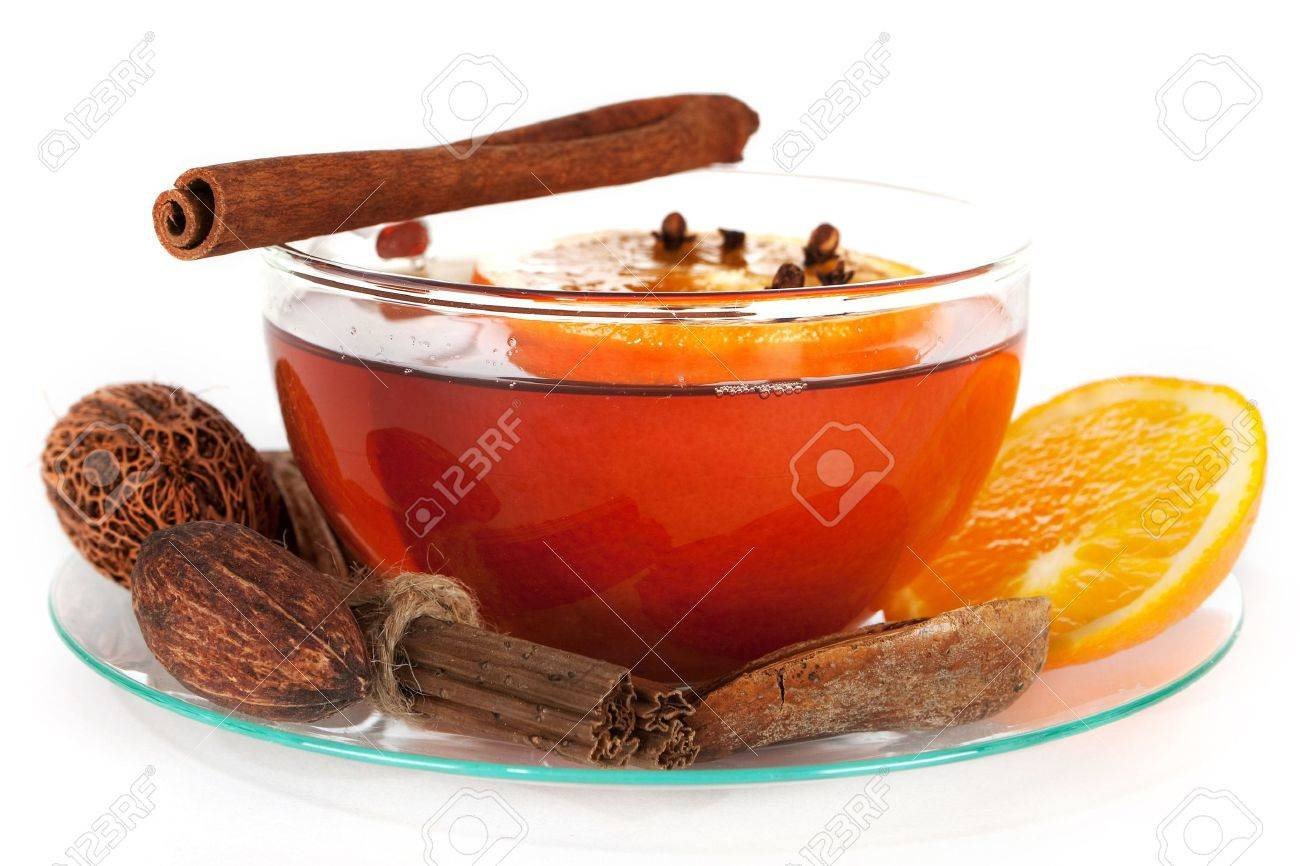 mulled wine - 8165961