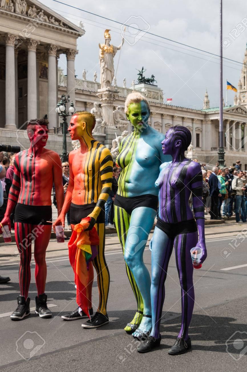 Vienna austria gay