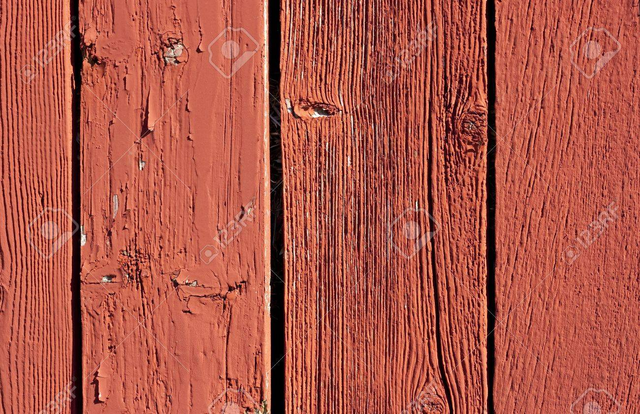 Red Barn Background brilliant red barn wood of old barnwood with peeling paint on the