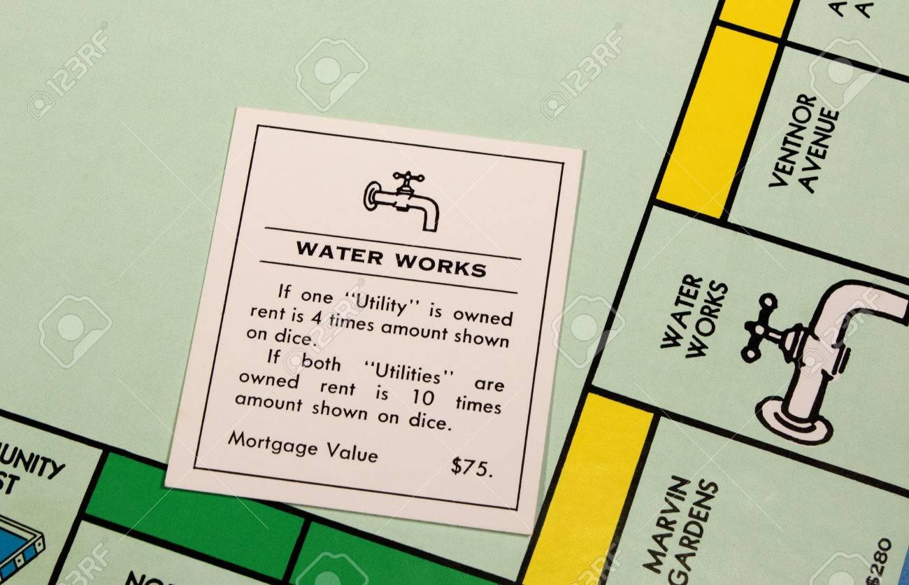 vintage monopoly spielbretter