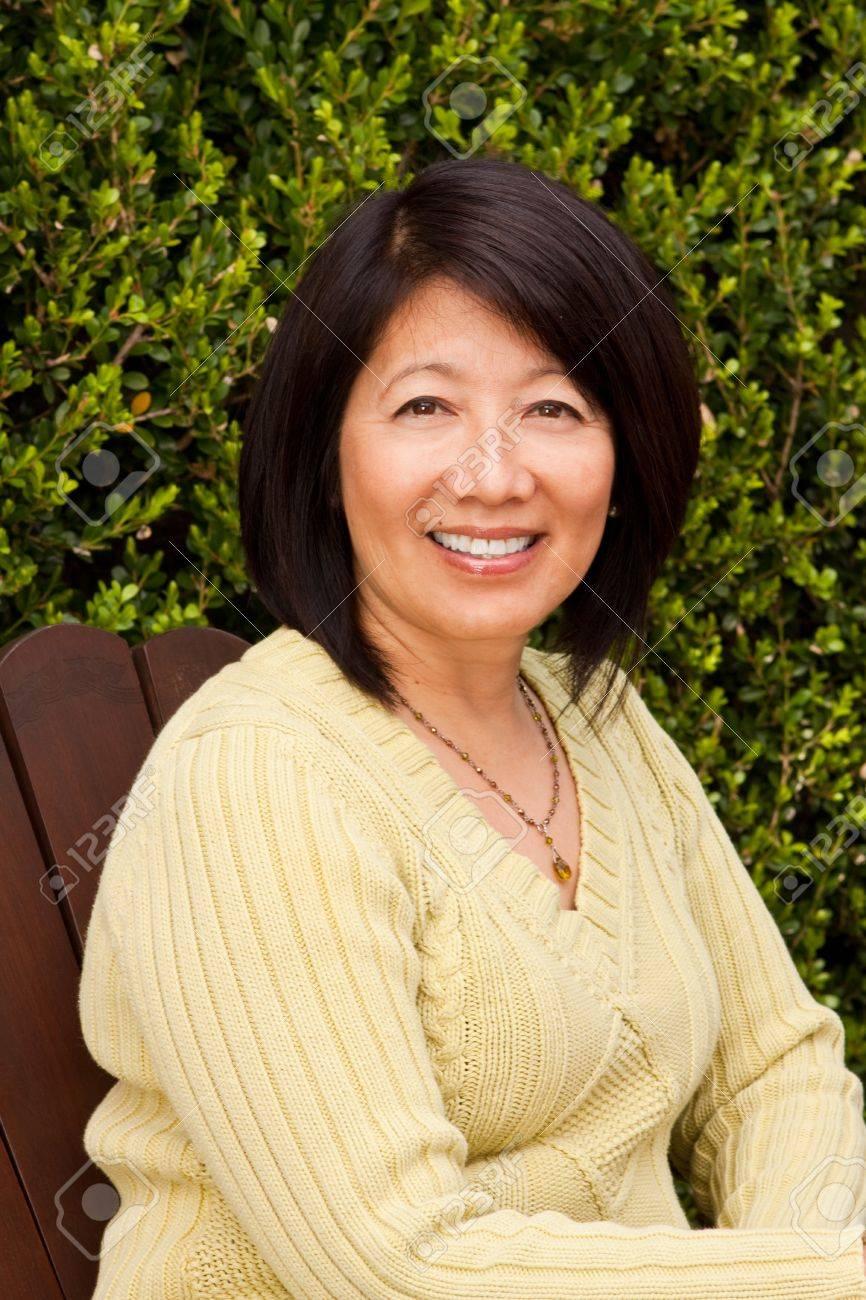 Mature asian woman vids