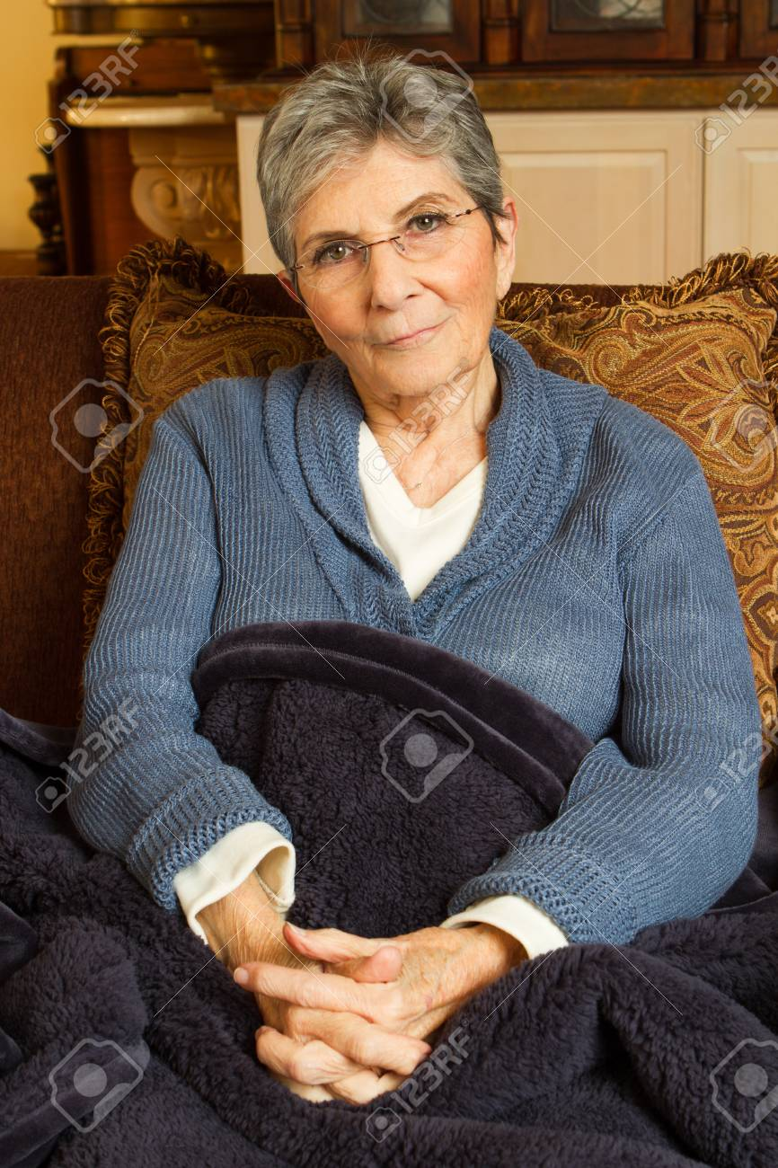 Turtleneck sweater mature