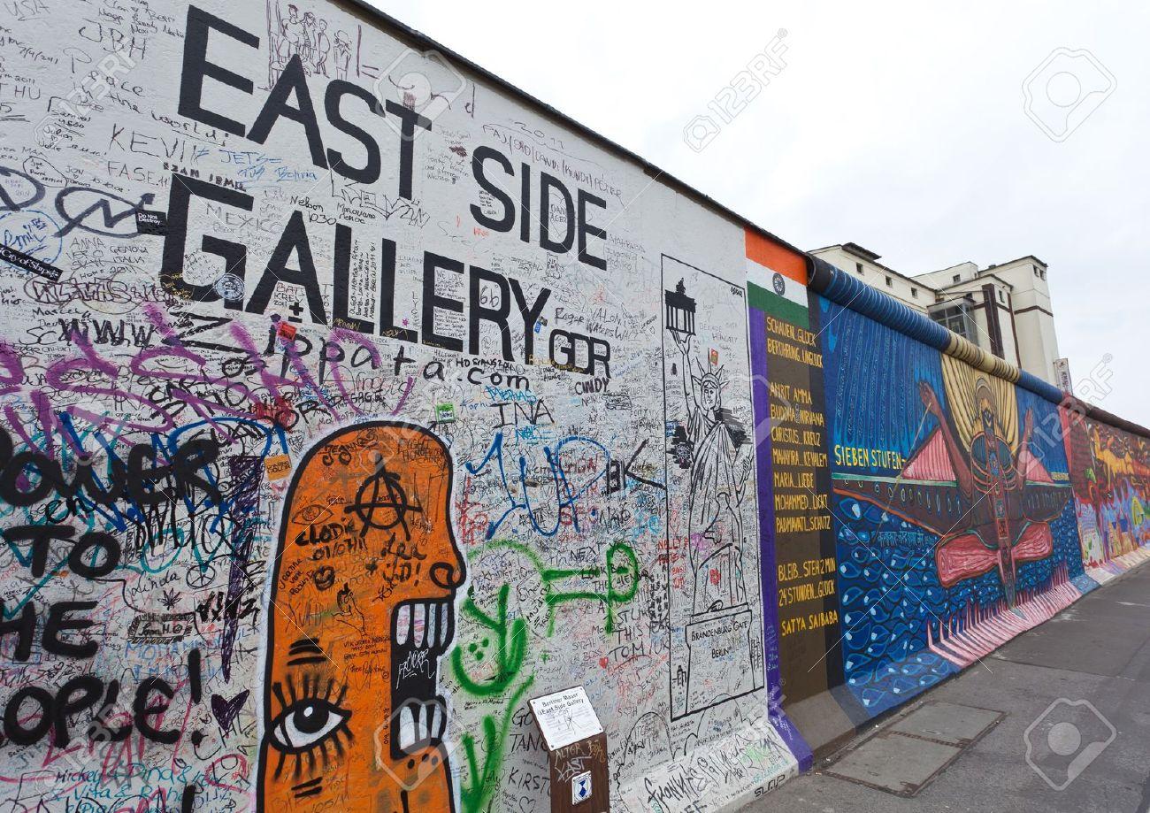 Resultado de imagen para Gallery East Side Berlin