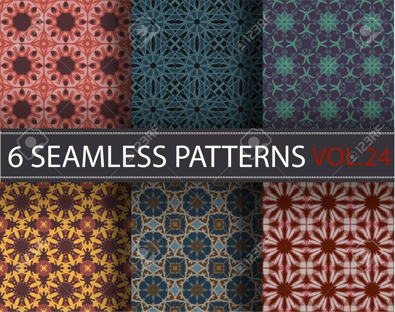 Ceramiche colorate piastrelle del pavimento background e texture