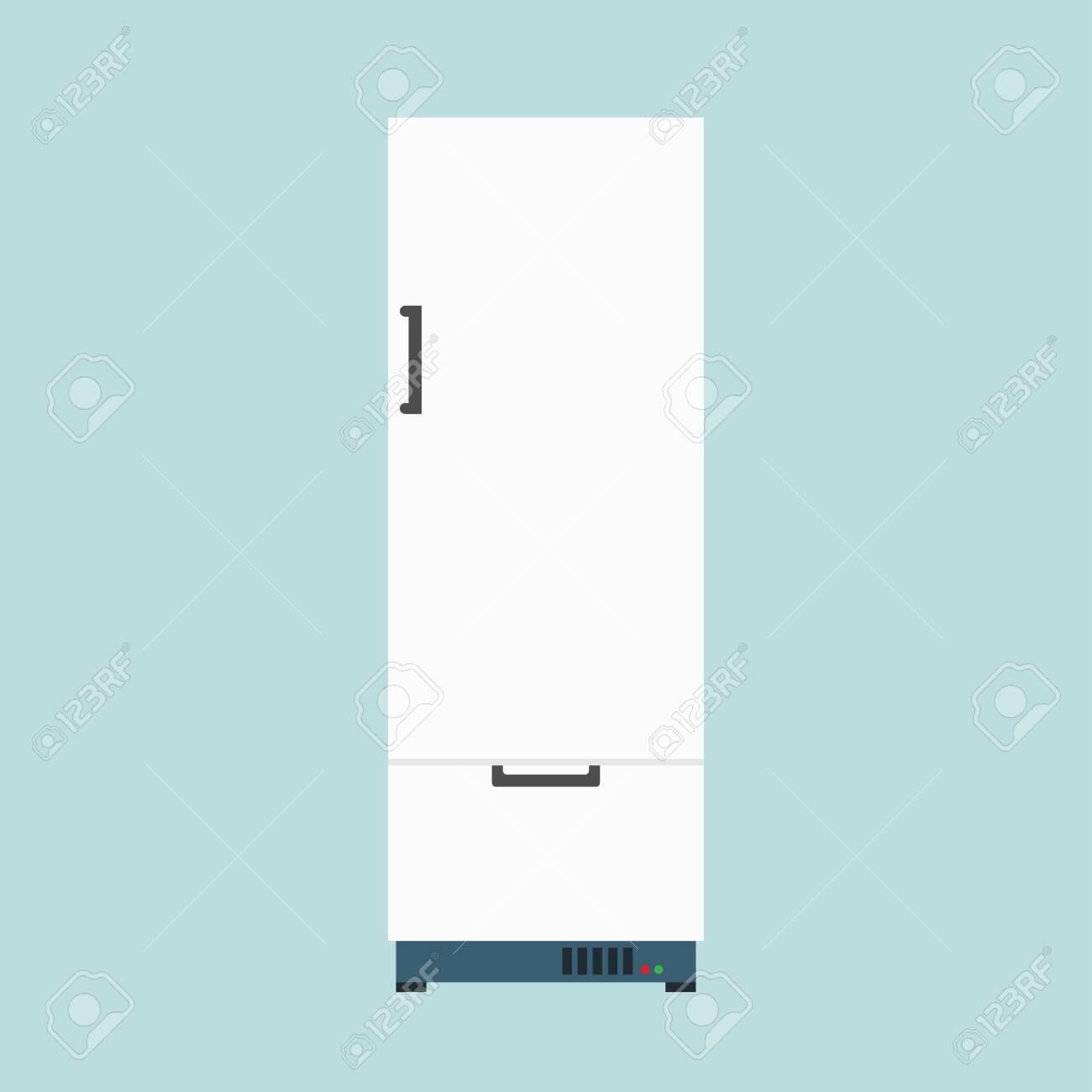 Money, finance, fridge, refrigerator, freeze, safe, gold icon