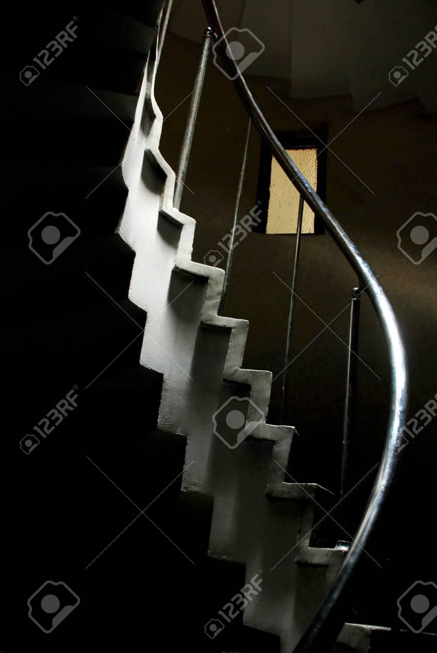 Spiral Staircase Stock Photo - 8352214