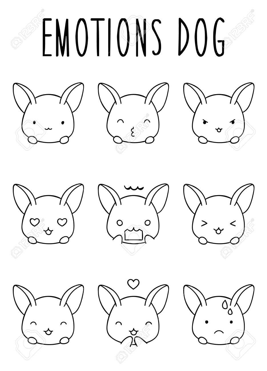 Emotions and feelings coloring pages | Teach feelings ... | 1300x935