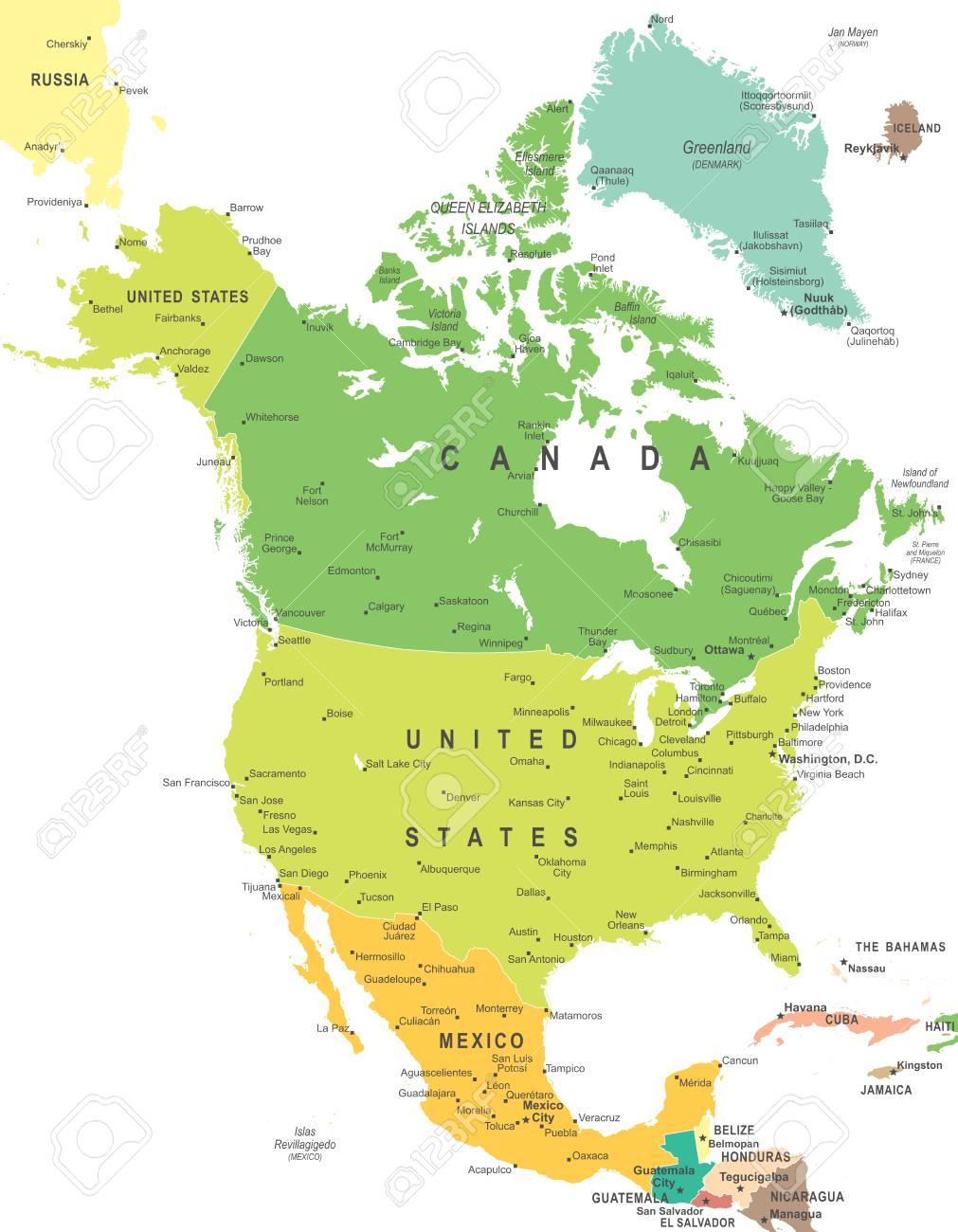 Washington Dc Lata Map - Map of us route 1