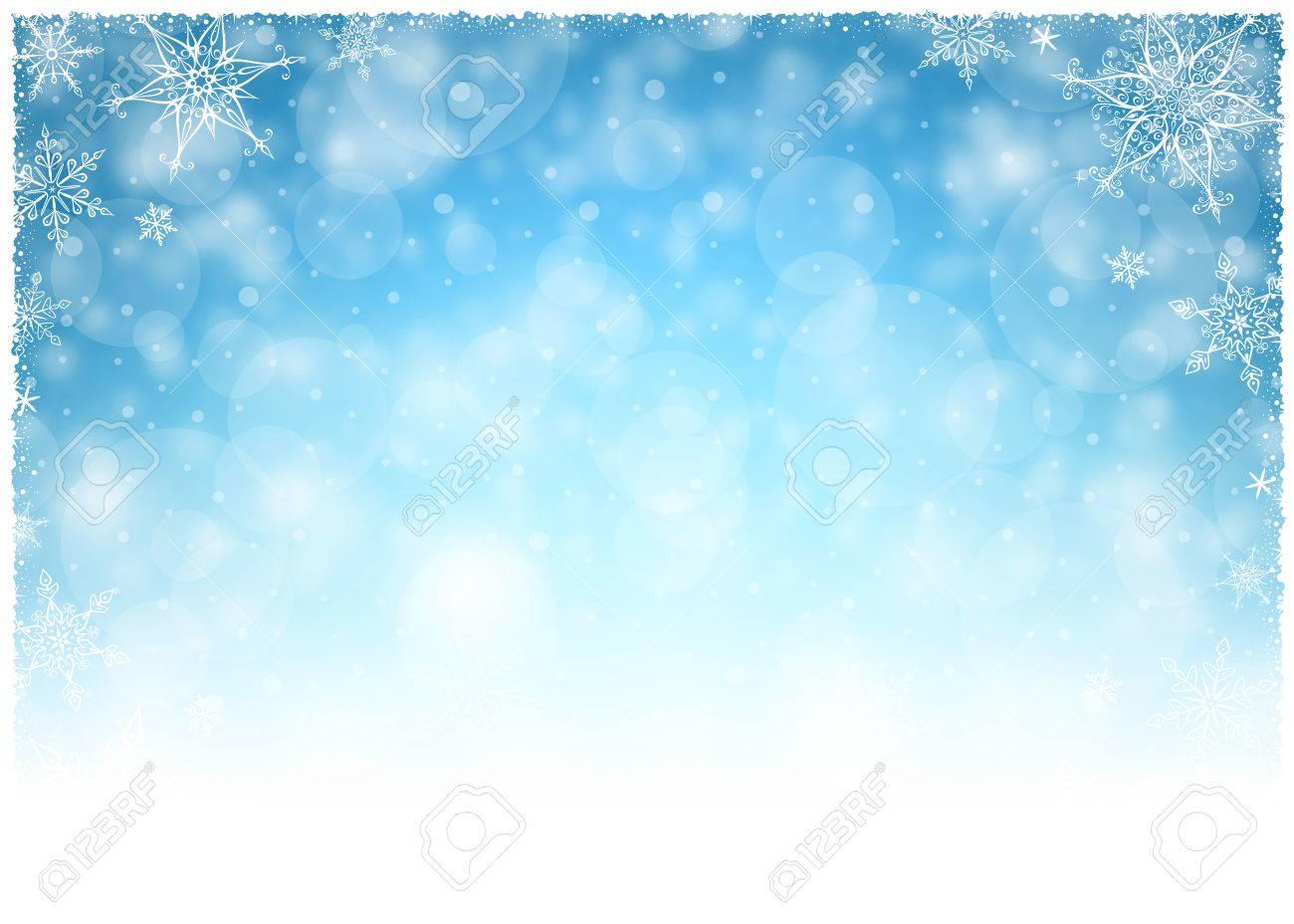 クリスマス冬フレーム の図クリスマス冬の背景のベクトル イラスト