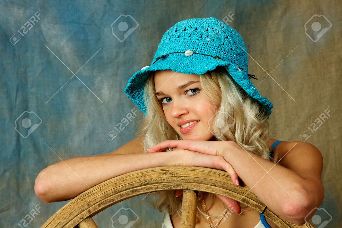 Young, beautiful, harmonous, blonde sexual Stock Photo - 17065892