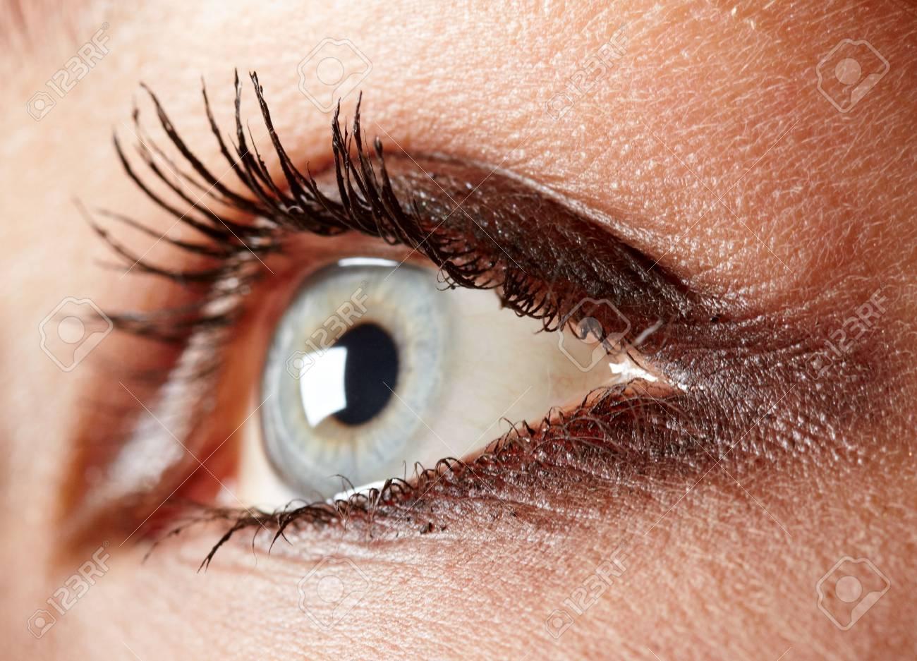 eye macro Stock Photo - 7842645
