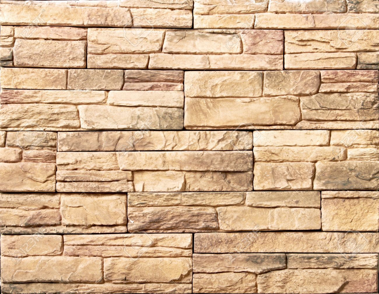 Brick Wall Design As Mortar Background Texture Stock Photo, Picture ...