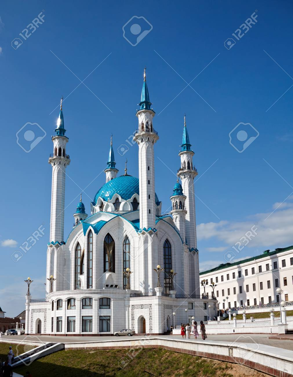 Where to walk in Kazan: interesting places 68