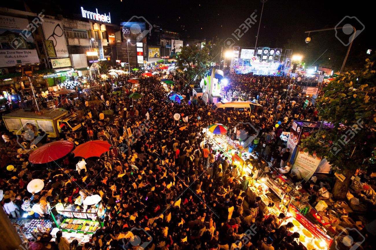 Thailand City People