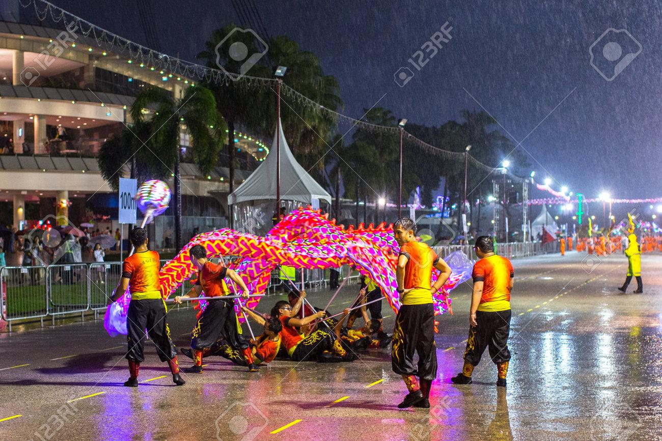 Singapur 19 De Enero De 2016 Participantes No Identificados