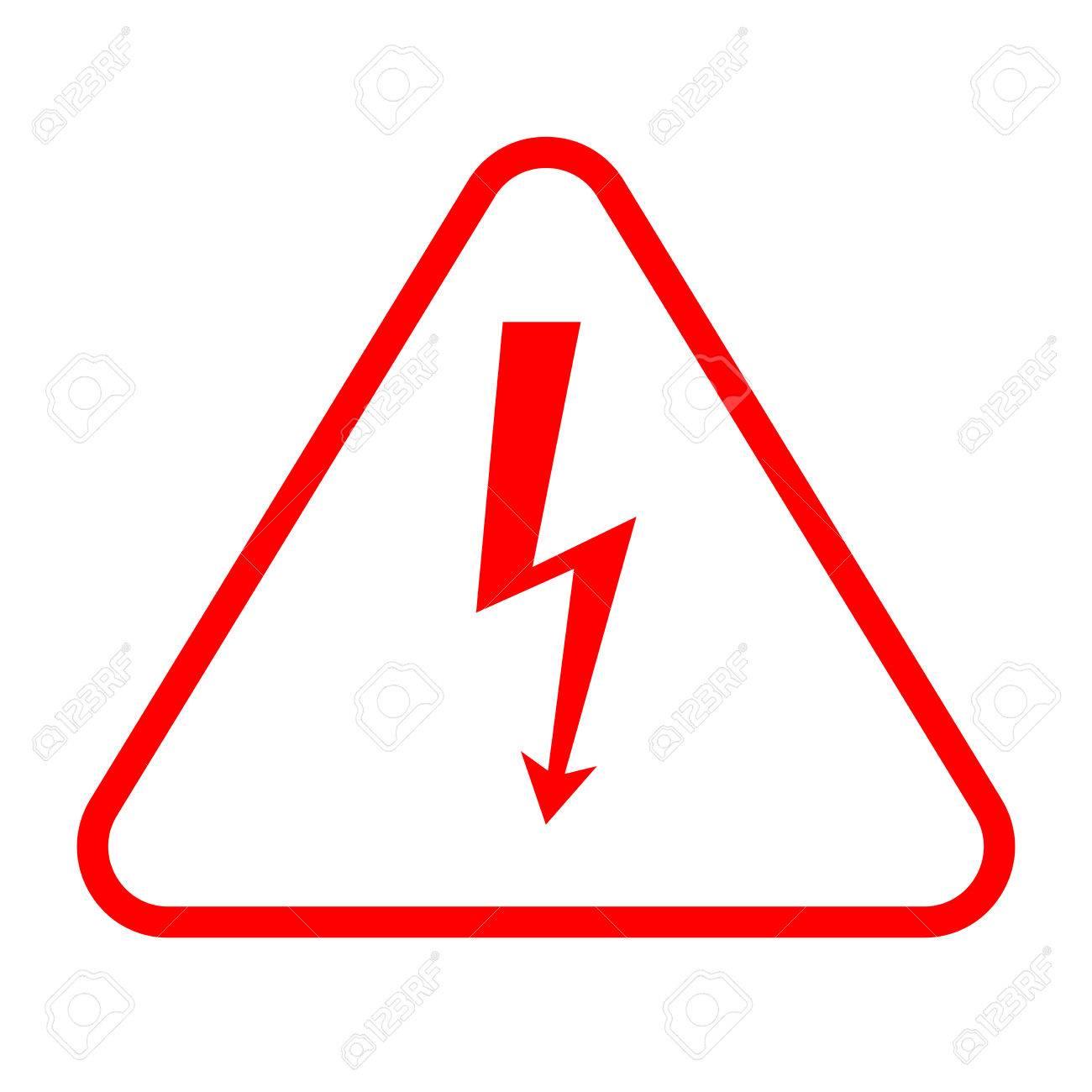 Danger sign with frame vector illustration of high voltage symbol danger sign with frame vector illustration of high voltage symbol stock vector 57402214 buycottarizona