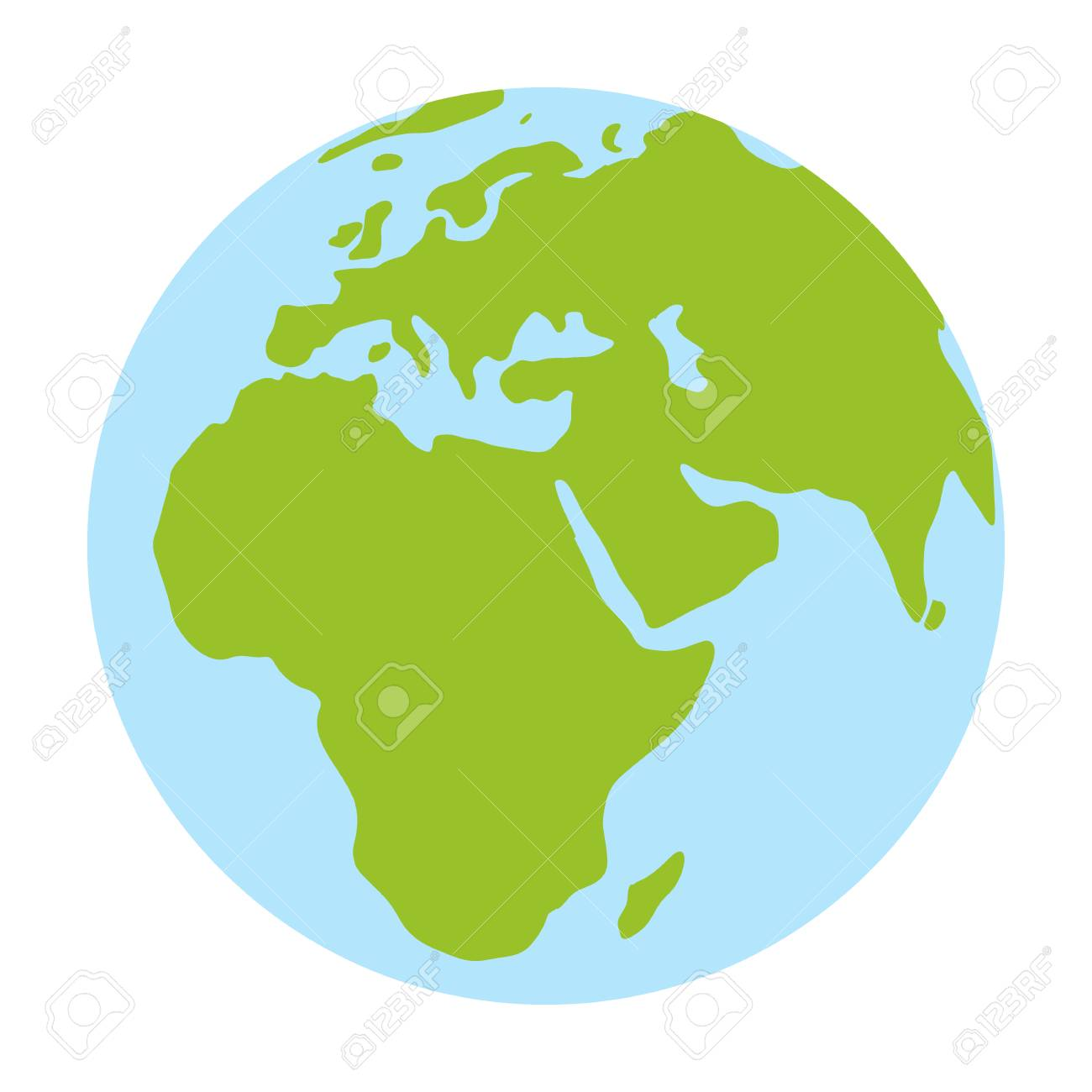 world globe icon vector earth logo royalty free cliparts vectors rh 123rf com vector earth logo vector earthquake
